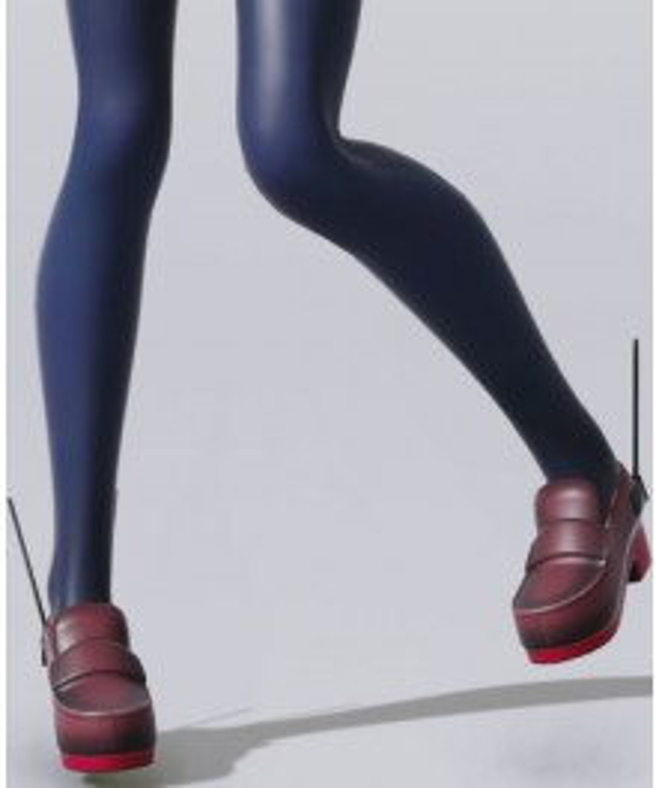 Kantai Collection Yamakaze Cosplay Shoes