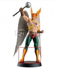 DC Comics Hawkman Red Yellow Shoes Cosplay Boots
