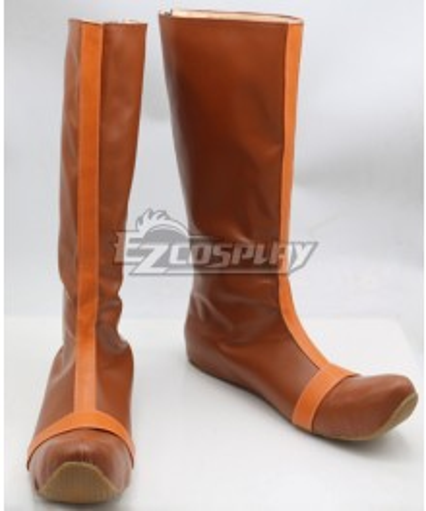 Disney 2019 Movie Aladdin Aladdin Brown Shoes Cosplay Boots