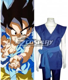 Dragon Ball GT Son Goku Kakarotto Cosplay Costume