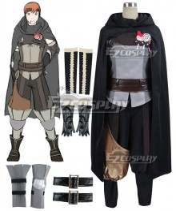 Fire Emblem Awakening Gaius Cosplay Costume