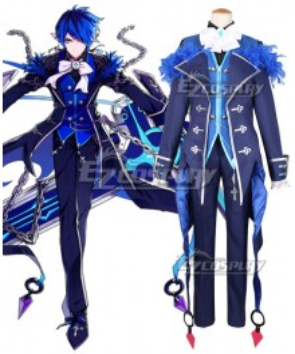 Elsword Ciel Demonio Cosplay Costume