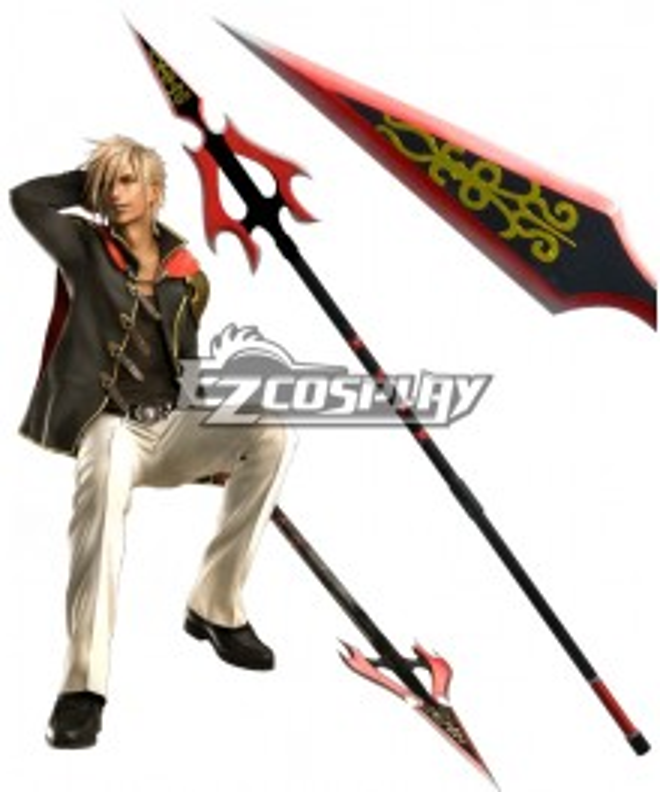 Final Fantasy Type-0 Nine NO.9 Cosplay Weapon