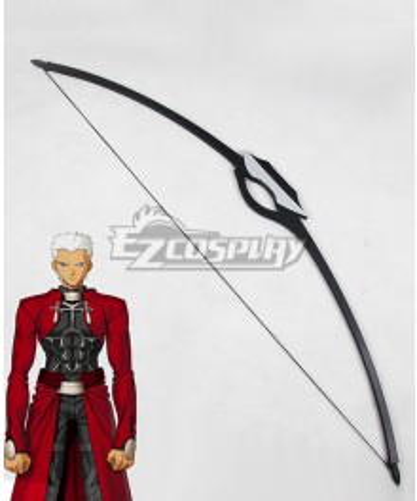Fate Stay Night Emiya Shirou Archer Bow Cosplay Weapon Prop