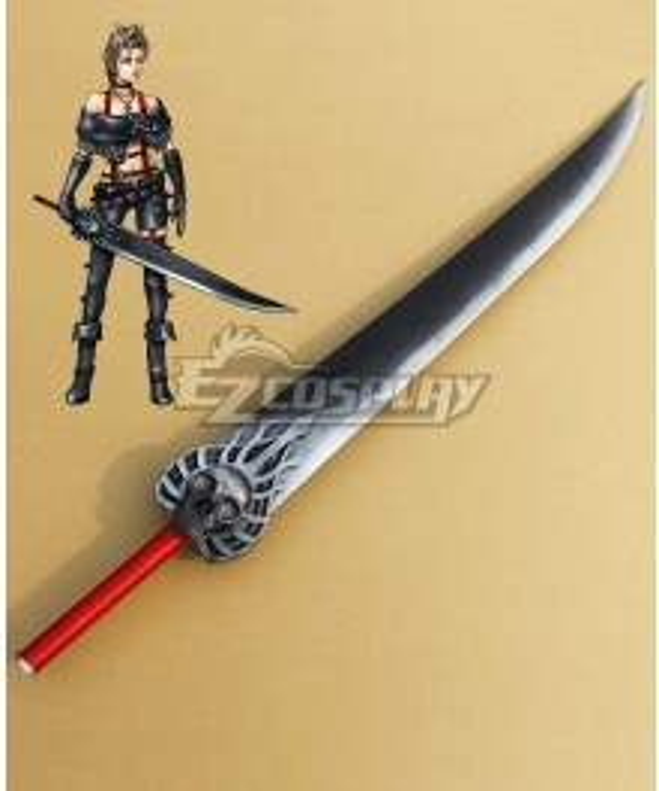 Final Fantasy X-2 FFX2 Paine Sword Cosplay Weapon Prop