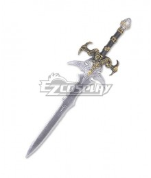 World of Warcraft WOW Lich King Arthas Menethil Sword Cosplay Weapon Prop