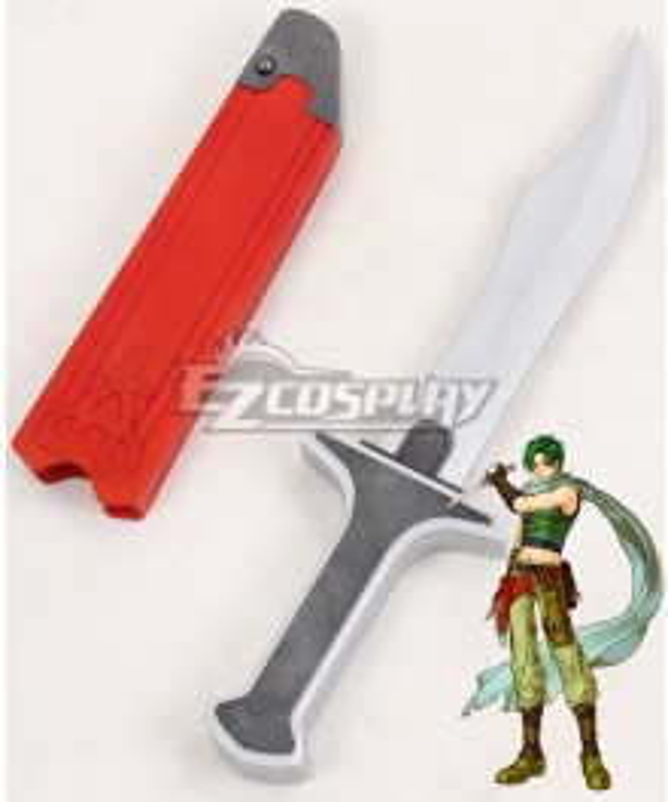 Fire Emblem: Radiant Dawn Sothe Dagger Cosplay Weapon Prop