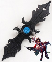 League of Legends LOL Irelia the Will of the Blades Cosplay Weapon Prop