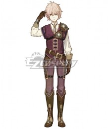 Fire Emblem Echoes: Shadows of Valentia Kliff Cosplay Costume