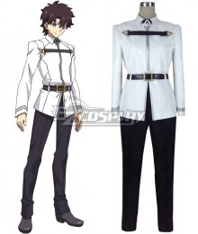 Fate Grand Order First Order Ritsuka Fujimaru Cosplay Costume
