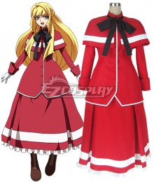 Mobile Suit Gundam: Iron Blooded Orphans Kudelia Aina Bernstein Cosplay Costume