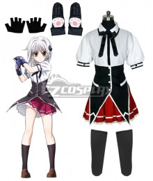 High School DxD BorN Koneko Toujou Cosplay Costume