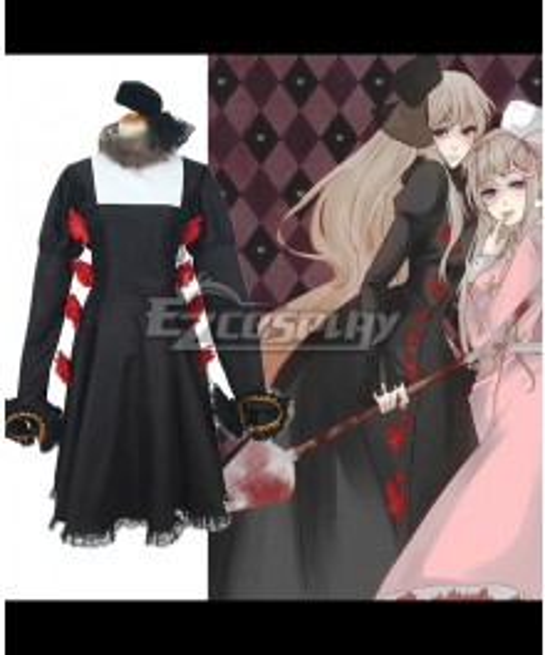 Axis Powers Hetalia The Beautiful World The Russian Federation Anya Braginskaya Cosplay Costume