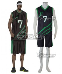 Kuroko's Basketball Last Game Allen Cosplay Costume
