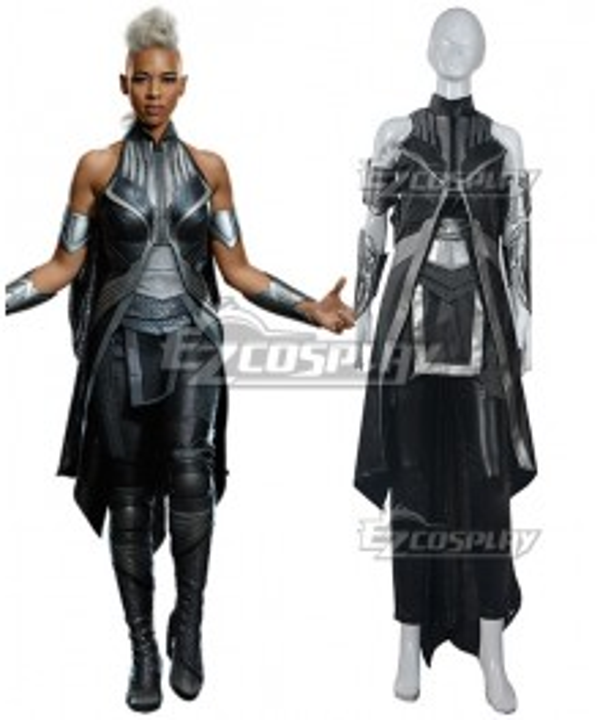 Marvel X-Men: Apocalypse X Men Storm Ororo Munroe Cosplay Costume
