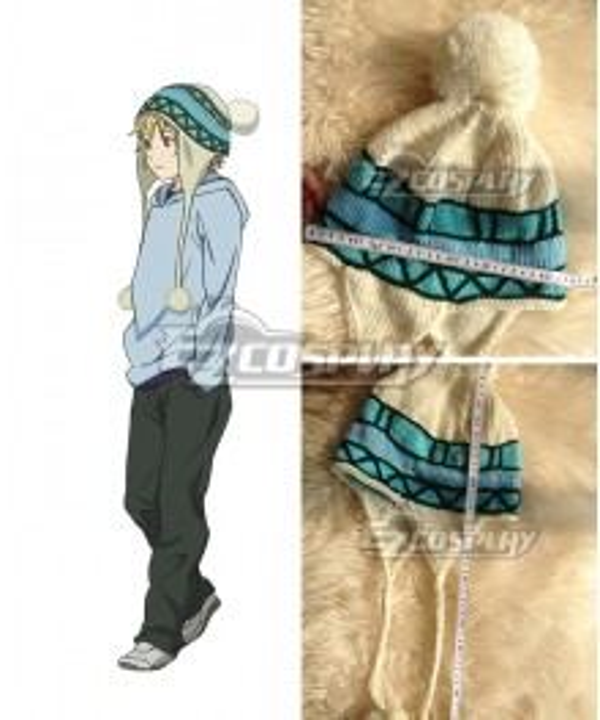 Noragami Aragoto Yukine Cap Cosplay Accessory Prop