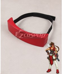 Guilty Gear Sol Badguy Headwear Cosplay Accessory Prop