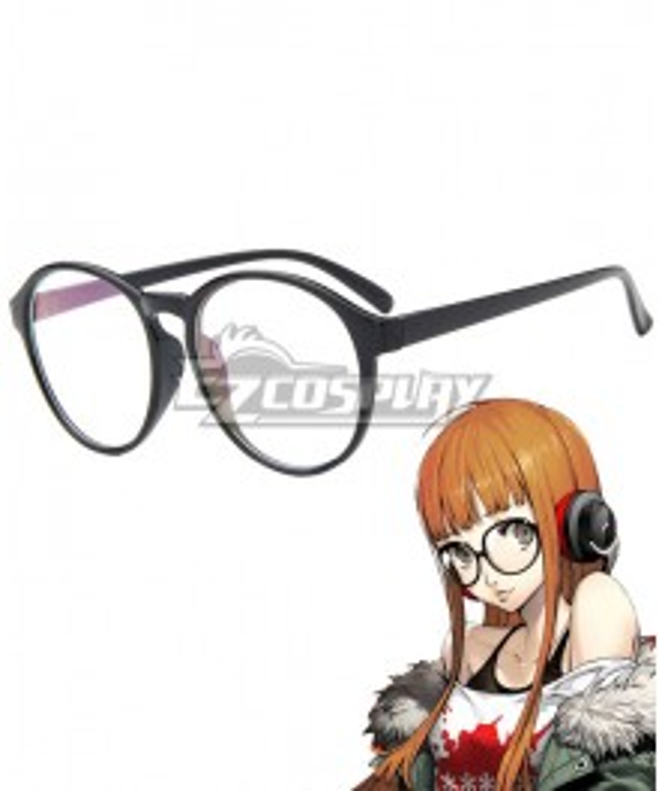 Persona 5 Futaba Sakura Akira Kurusu Ren Amamiya Glasses Cosplay Accessory Prop