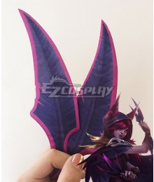 League of Legends LOL Xayah Two Feather Cosplay Accessory Prop