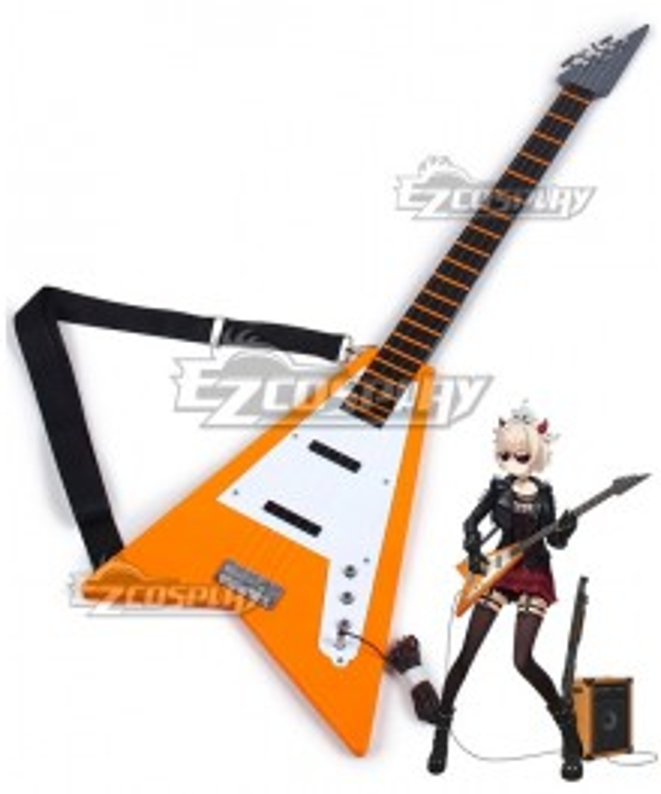 Girls' Frontline M1897 Guitar Cosplay Accessory Prop