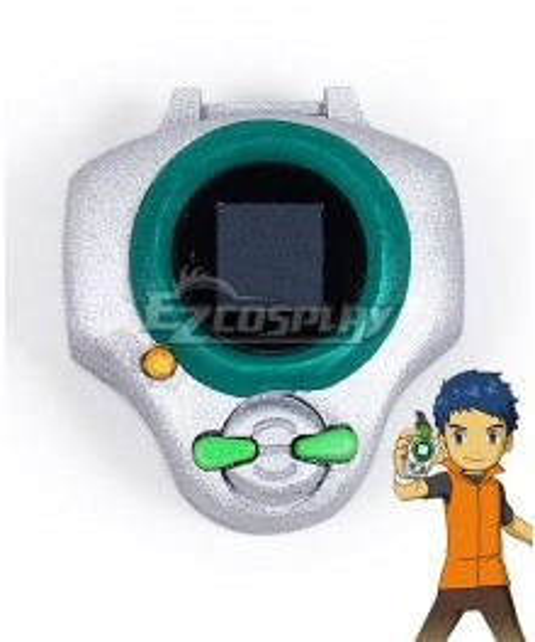 Digimon Adventure Digital Monster Lee Jianliang Digivice Cosplay Accessory Prop