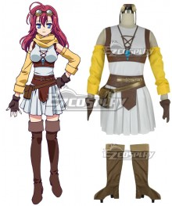 No Game No Life: Zero Corone Dola Cosplay Costume