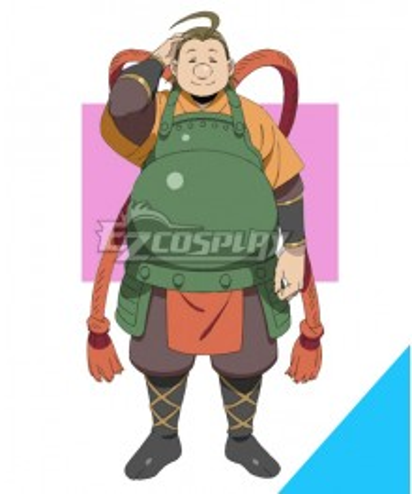Recovery of an MMO Junkie Net-juu no Susume Pokotarou Cosplay Costume