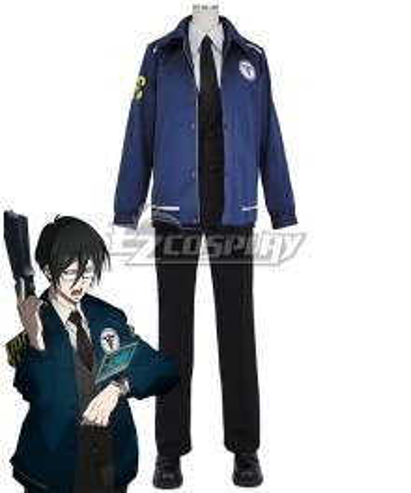Psycho Pass Ginoza Nobuchika Officer Cosplay Cosplay Costume - No Shoes