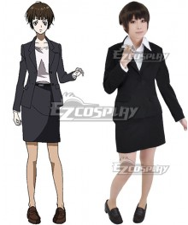 Psycho Pass Tsunemori Akane Cosplay Costume