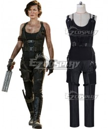 Resident Evil 6: The Final Chapter Alice Cosplay Costume - B Edition