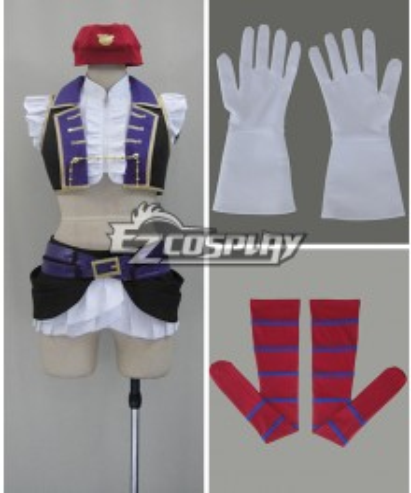 LoveLive! Love Live! Sonoda Umi Cosplay Costume