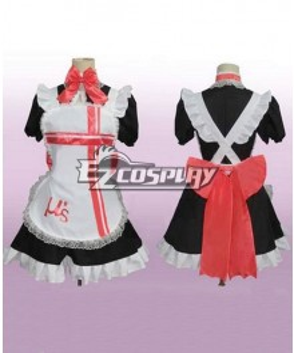 Love Live! Snow Halation U'S Niko Yazawa lolita Cosplay Costume