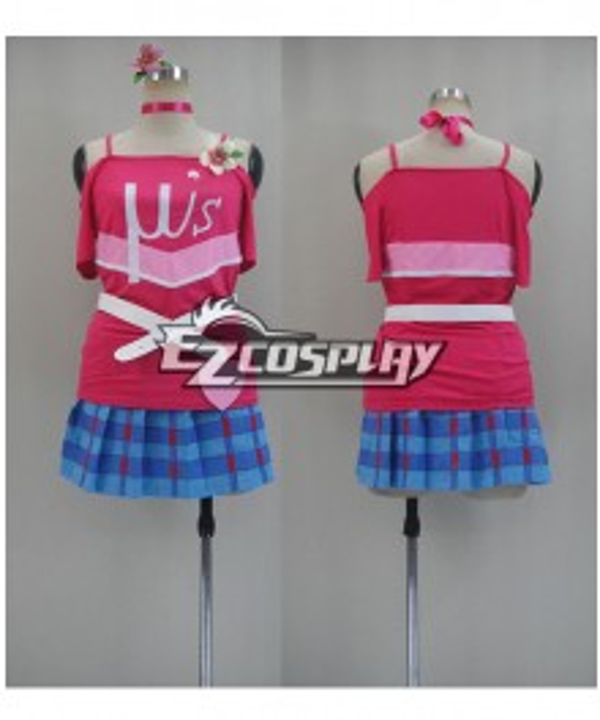 LOVELIVE2 Happy Maker Nico Yazawa Cosplay Costume