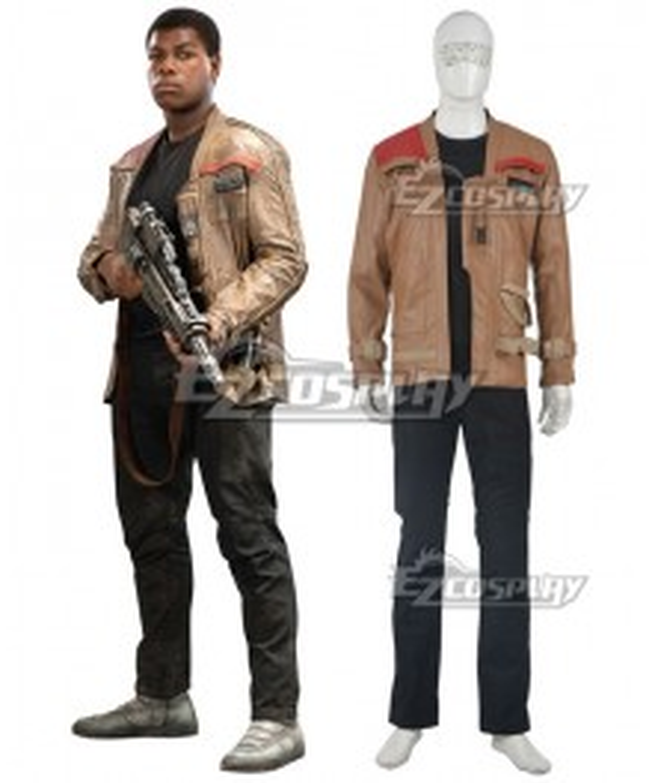 Star Wars Finn FN-2187 Cosplay Costume Cosplay Costume