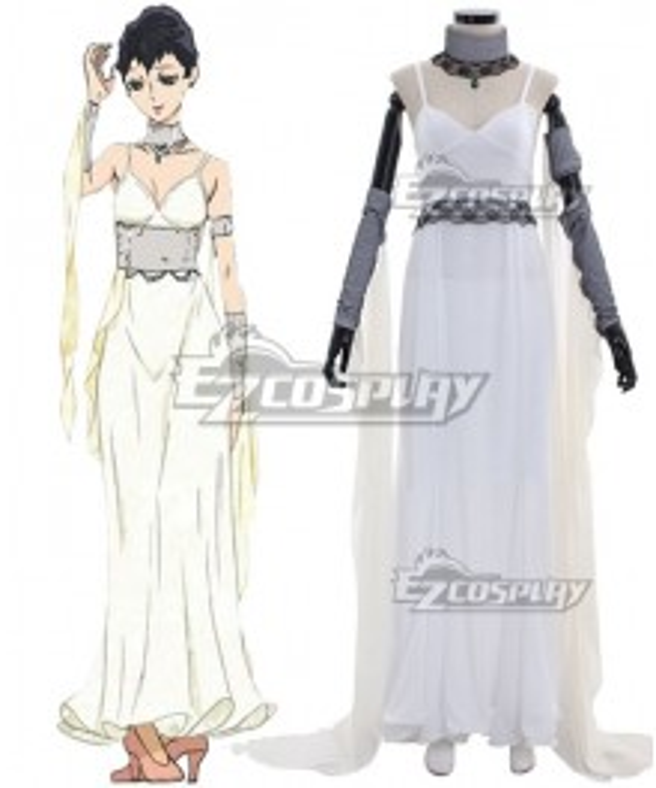 Welcome to the Ballroom Shizuku Hanaoka Cosplay Costume