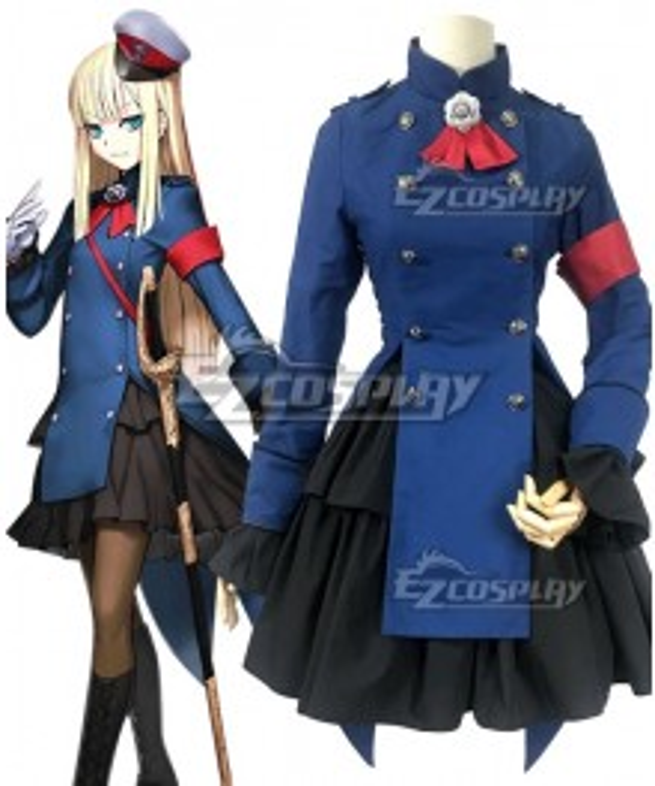 Fate Grand Order FGO Rider Sima Yi Reines El-Melloi Archisorte Cosplay Costume