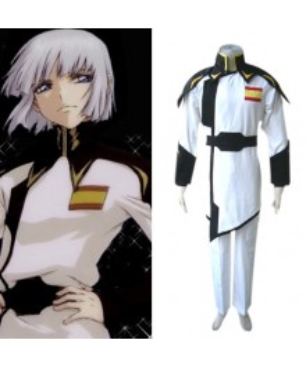 Mobile Suit Gundam SEED  Yzak Jule Lyzak Cosplay Costume
