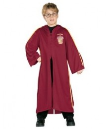 Harry Potter Quidditch Robe Child Costume EHP0004