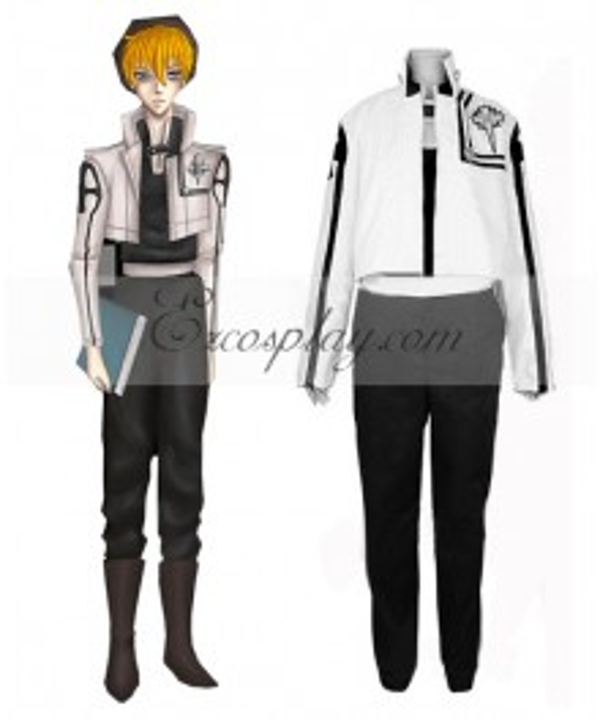 D Gray-Man Bak Chan Cosplay Costume