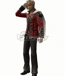 Final Fantasy type-0 Nine Formal Uniform Cosplay Costume