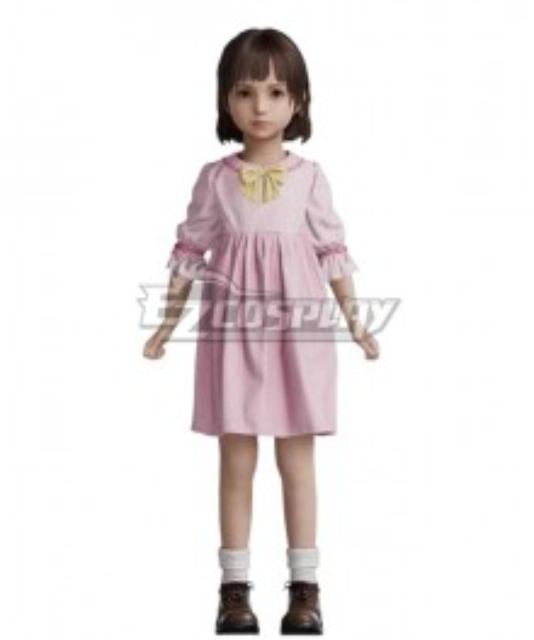 Final Fantasy VII Remake FF7 Marlene Wallace Cosplay Costume