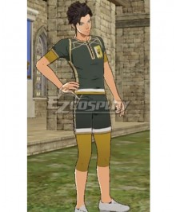 Fire Emblem Three Houses DLC Claude Golden Deer Male Loungewear Cosplay Costume