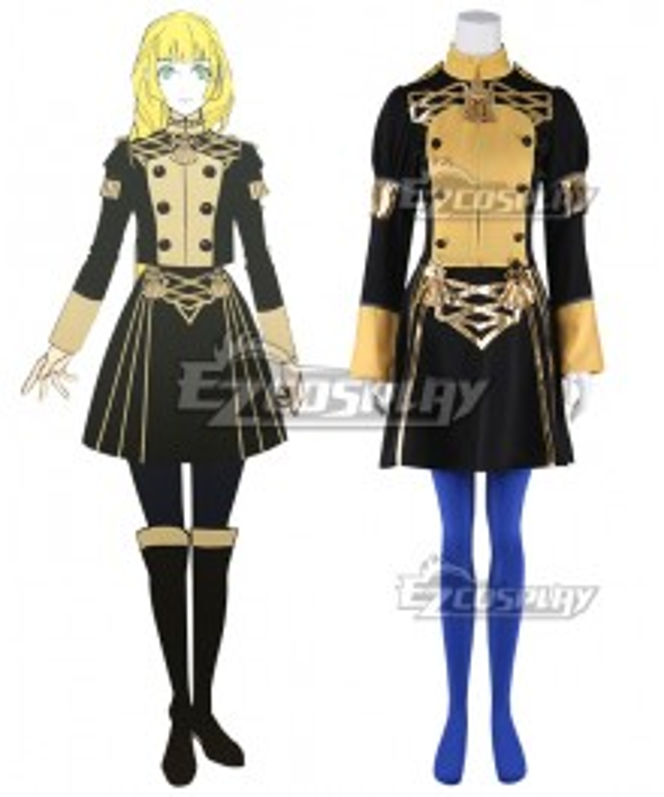 Fire Emblem: Three Houses Ingrid Cosplay Costume