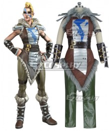 Fortnite Battle Royale Huntress Cosplay Costume