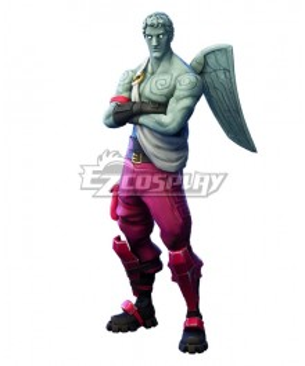 Fortnite Battle Royale Love Ranger Cosplay Costume