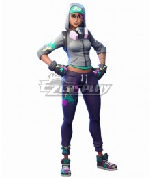 Fortnite Battle Royale Teknique Cosplay Costume