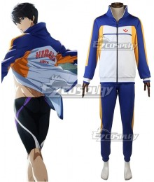 Free! -Dive to the Future- Nanase Haruka Cosplay Costume
