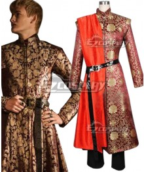 Game of Thrones Joffrey Baratheon Cosplay Costume