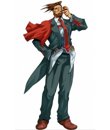 Guilty Gear Slayer Cosplay Costume