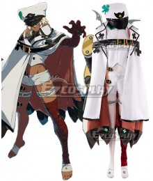 Guilty Gear STRIVE Ramlethal Valentine Cosplay Costume